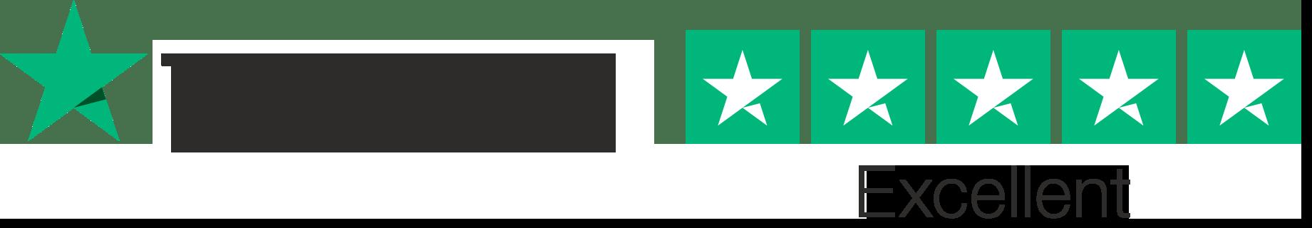 TrustPilot 5 Star Excellent